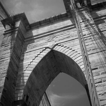 Brooklyn Bridge by NYStateofMind