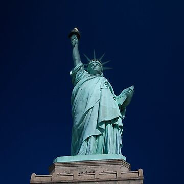 Statue of Liberty by NYStateofMind