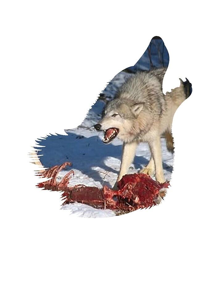 Wolf by wolfeman