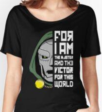 MASTER VON 6 Women's Relaxed Fit T-Shirt