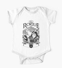 RPG Class Series: Rogue - Black Version Kids Clothes