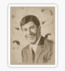Jerry Lewis, Actor and Comedian Sticker