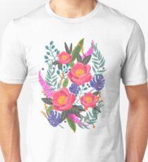 Night Blossom art print Unisex T-Shirt