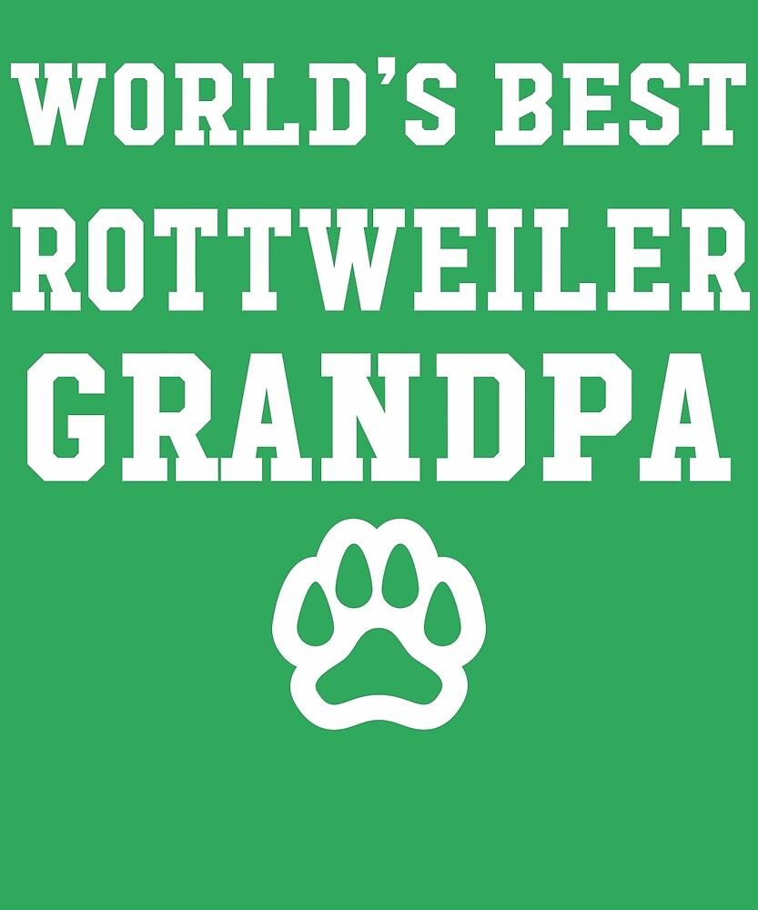 World's Best Rottweiler Grandpa by AlwaysAwesome