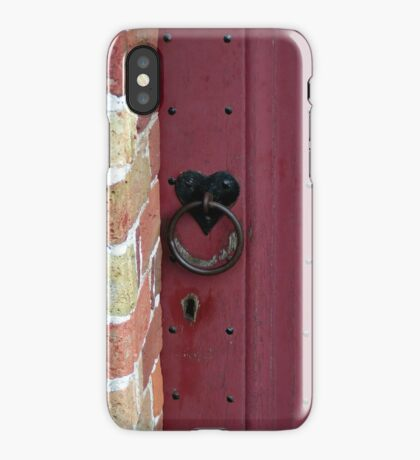 Key ring  to my heart iPhone Case/Skin