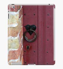 Key ring  to my heart iPad Case/Skin