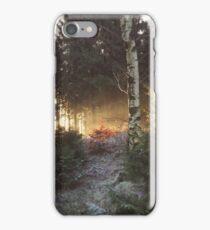 Lichterwald iPhone Case/Skin
