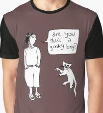 Are You Still A Gunky Boy? Graphic T-Shirt
