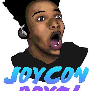 «Joycon Boys! - Etika» par superotaku