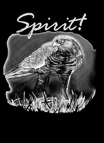 Spirit! by patjila