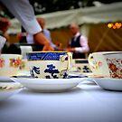 Tea-time by Fiona Gardner
