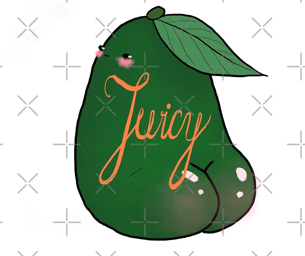 Juicy Avocado by zorkowyj