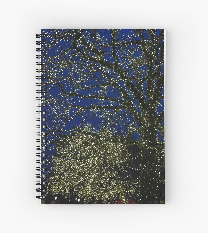 Light trees by Hartfordliz