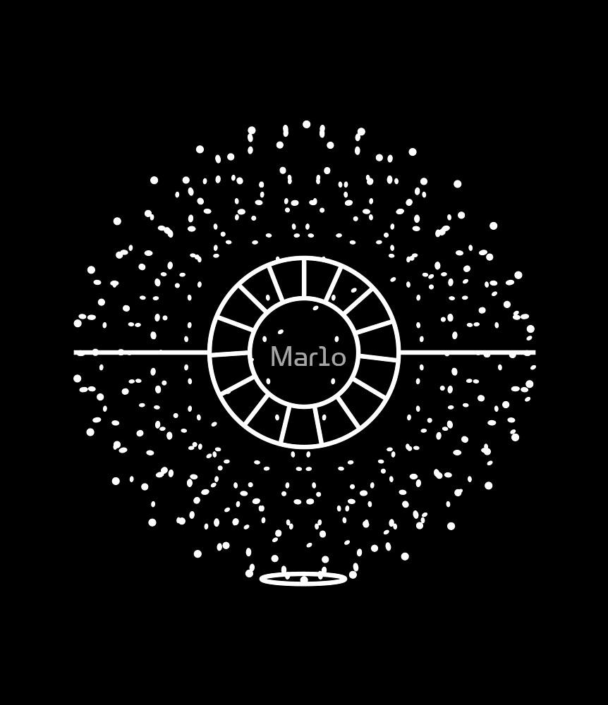 Death Star plans by Mar1o
