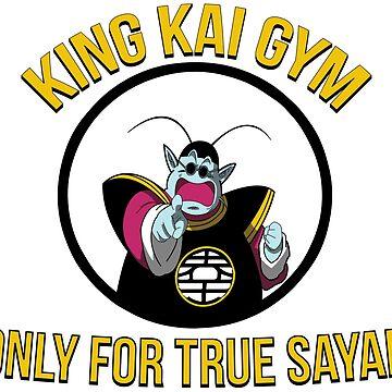 King Kai Gym by KarmaMek