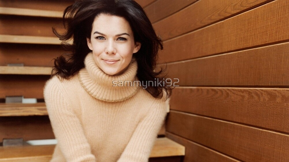 Lauren graham  by sammyniki92