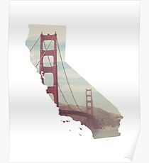 San Francisco, California Poster