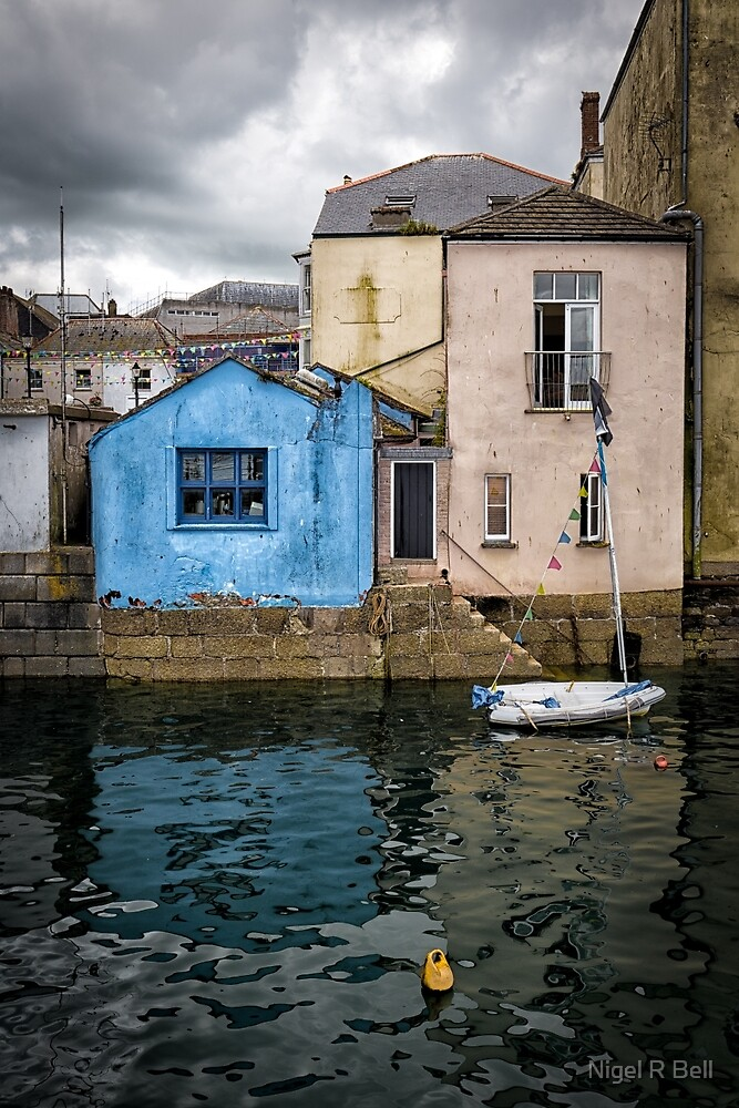 Falmouth Blues by Nigel R Bell