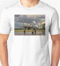 Flanker in the Rain Unisex T-Shirt