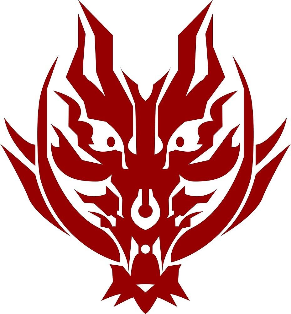 God Eater Fenrir Logo by SaltyShale