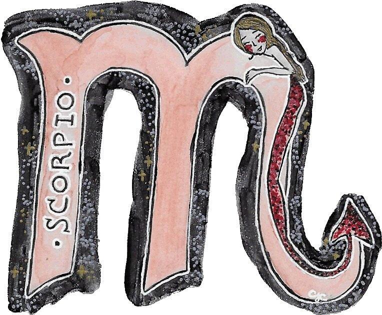 Scorpio by celiajennifer