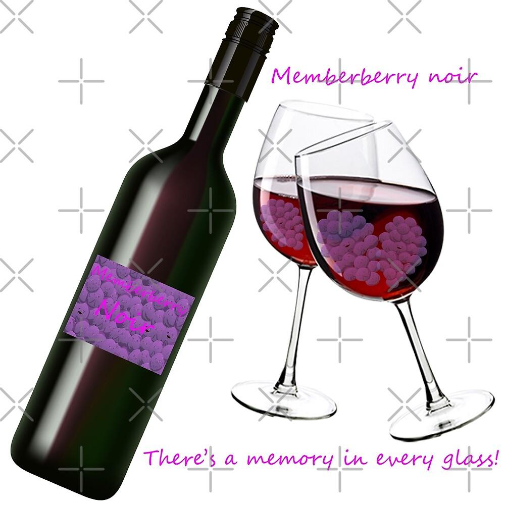 Member berries Memberberry noir wine by oryan80