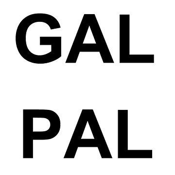 GAL PAL by danarius