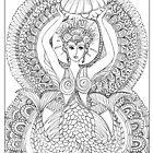 Atargatis - The First #Mermaid by aveela
