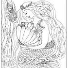 Yemoja - Nigerian #Mermaid by aveela