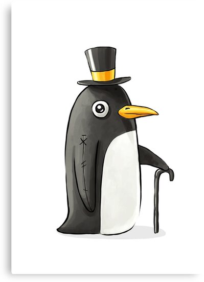 Penguin by freeminds