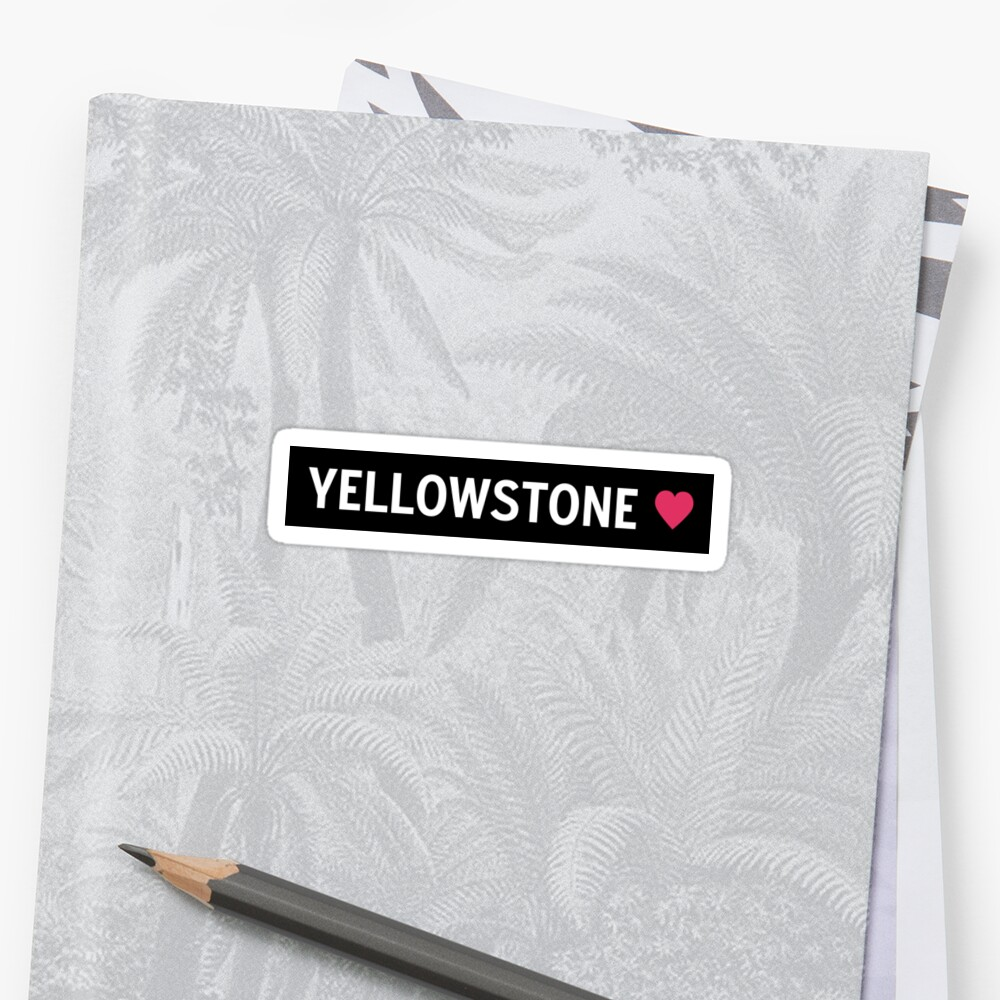 Yellowstone by alison4