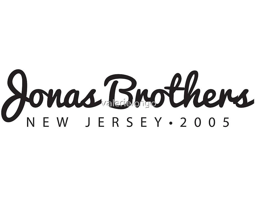 Jonas Brothers • New Jersey by valerielongo