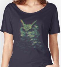 Ǝrror | Owl Women's Relaxed Fit T-Shirt
