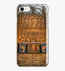 Bristol Cathedral @ Christmas iPhone Case/Skin