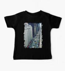 New York City - Oil Paint Art Kids Clothes