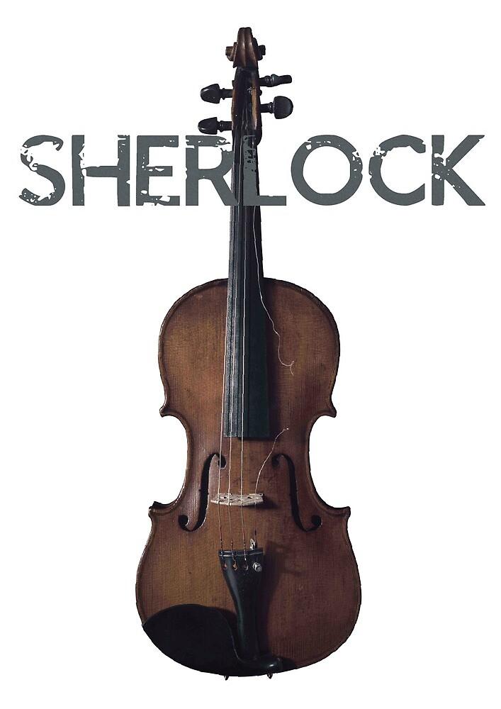 SHERLOCK by nicolalisci