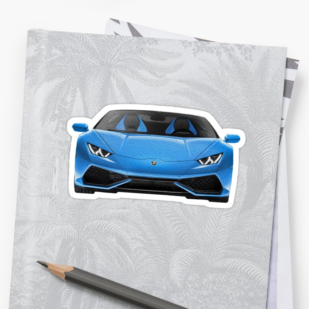 Oil Paint Huracán  by MunPhotography