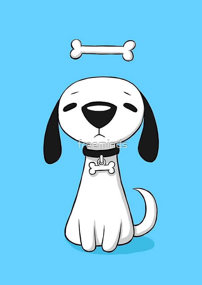 Puppy Bone by freeminds