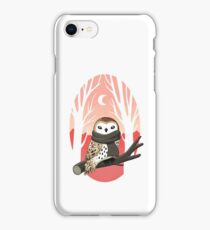 Winter Owl iPhone Case/Skin