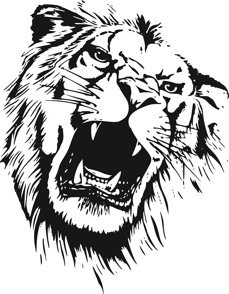 Tiger Tribal by Garau138