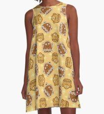 Gingerbread 2 A-Line Dress