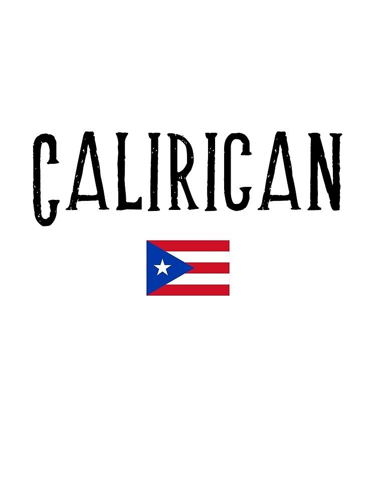 Calirican by platinumknuckle