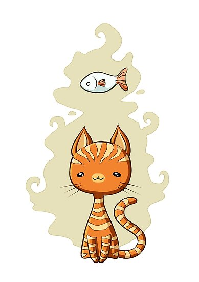Ginger Cat by freeminds