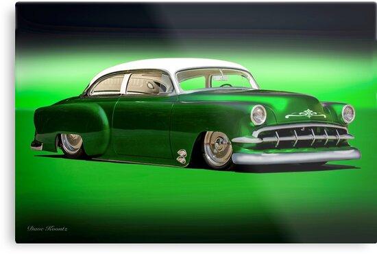 1954 Chevrolet Rad Custom Bel Air by DaveKoontz