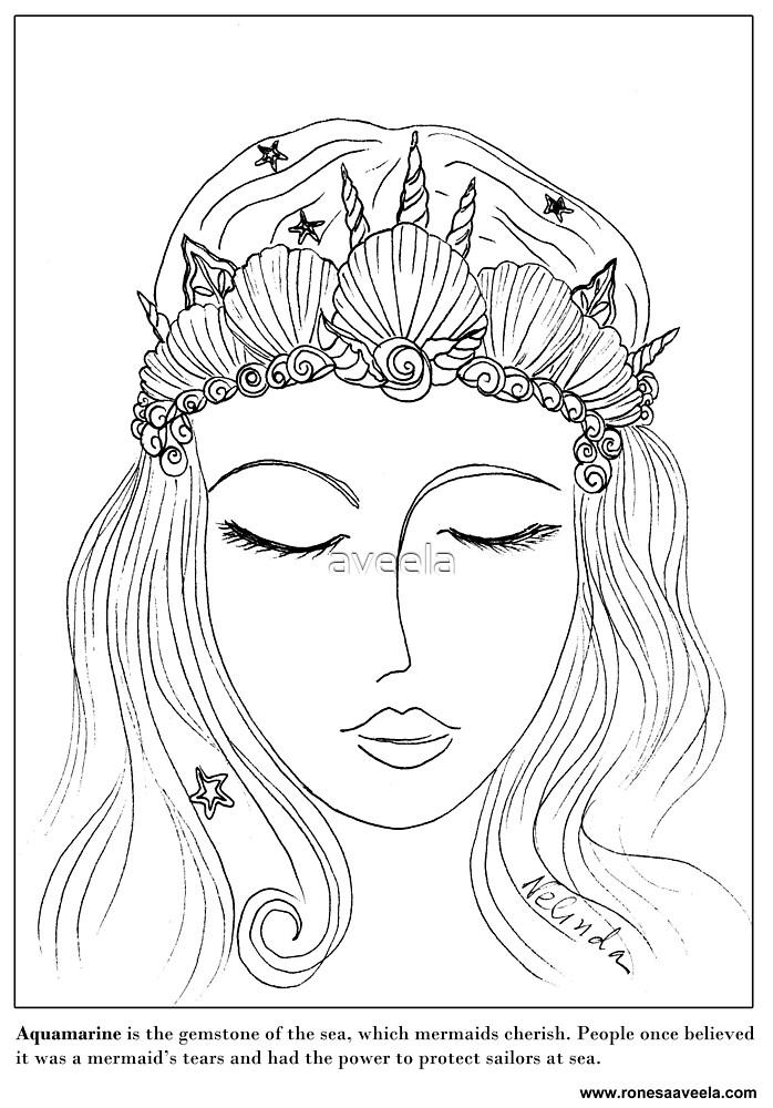 #Mermaid Crown by aveela