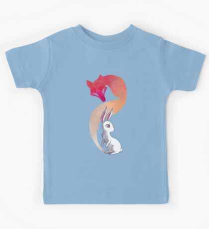 Rabbit and a Fox Kids Clothes
