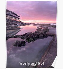 Westward Ho! Poster