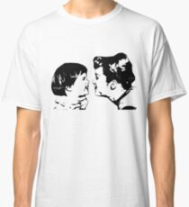 Carrie Fisher & Debbie Reynolds Classic T-Shirt