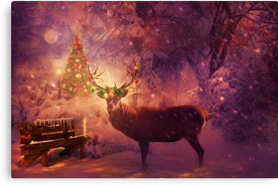 Merry Christmas by phatpuppyart