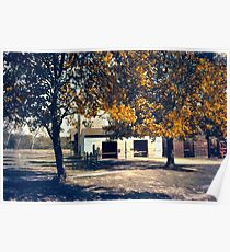 Carriage House at Batsto Village  Poster